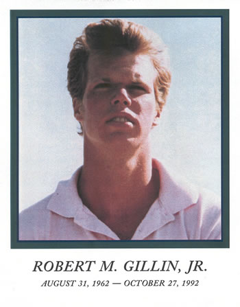 Bob Gillin, Jr.